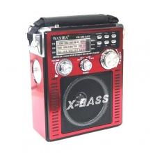Бумбокс+USB+фонарик XB-1051 BM-049