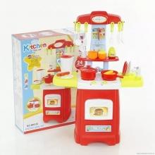 Кухня с аксессуарами (свет, звук), на батарейках,  в коробке  KH-889-50