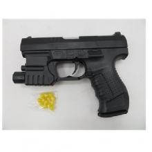Пистолет с пульками, в пакете PS-00625 PS-00835