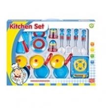 Кухонный набор (17 предметов), в коробке  KH-682-93