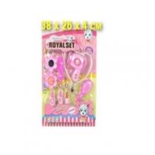Набор красавицы на листе  NB-6203-2