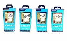 Зарядное устройство SAMSUNG (Micro) 2,1А+2 USB F4  ZR-361