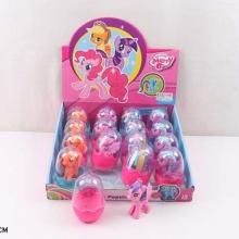 Лошадки пони (в дисплее 16 шт.) , в коробке  LS-070