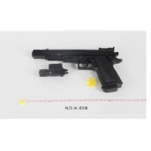 Пистолет с пульками, в пакете PS-00897