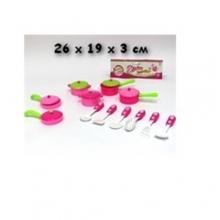 Набор посуды, в пакете  NB-889-33