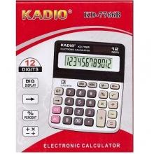Профессиональный настольный калькулятор KD-7766B  KL-422