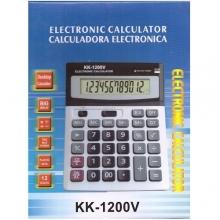 Профессиональный настольный калькулятор KK-1200V  KL-424