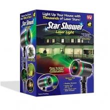 Лазерный звездный проектор star shower laser light projector  LZ-431