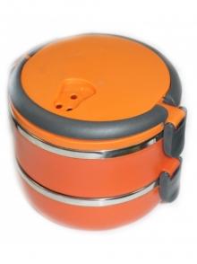 MH-1368 Ланч бокс (2 отделение) термо