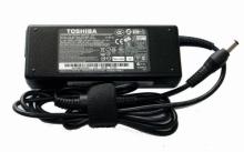 Оригинальный адаптер для ноутбук.+ кабель от сети в комплекте 19V 3,42A 5,5x2,5 Toshiba   DP-486