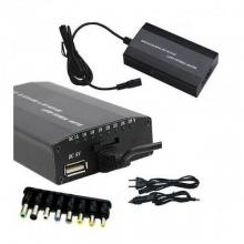 Универсальное зарядное устройство для ноутбуков+ прикуриватель DC 12-24V 120W  ZR-500