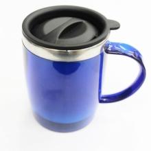 Термокружка синяя TE-3062