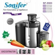Соковыжималка для твердых фруктов и овощей Sonifer