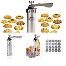 Кондитерский пресс-шприц для печенья. Marcato Biscuits