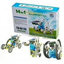 Конструктор Робот на солнечной батарее. Educational Solar Robot Kit