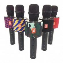 Беспроводной bluetooth-микрофон для караоке 3 в 1 портативный.V8