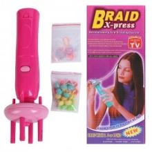 Прибор для плетения косичек Braid Х-press