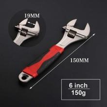 Профессиональный разводной ключ DIY . 6 дюймовый