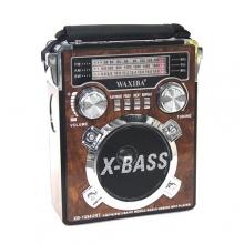Бумбокс+USB+фонарик XB-1054  BM-052