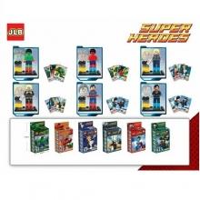 Конструктор Супергерои в ассортименте 6 видов KN-3D3907-12