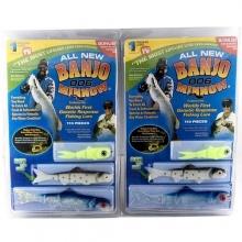 Наживка для рыбалки BANJO 006 MINNOW NZ-455