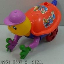 Каталка Черепашка для малышей KT-005