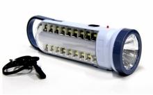 Фонарик+3 режима+аккумулятор+солнечная зарядка SH-189 FN-670