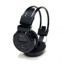 Наушники складные со встр. MP3 плеером+FM приемник SH-S1 NS-711