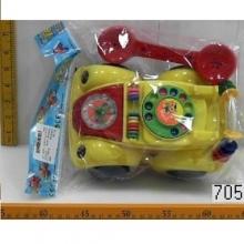Каталка Телефон на веревочке для малышей KT-705