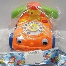 Каталка Телефон на веревочке для малышей KT-769K