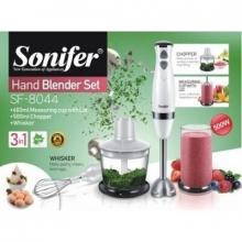 Миксер+измельчитель с насадками Sonifer, мощность 500w SF-8044