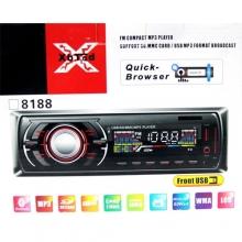 магнитола+USB+AUX+Радио+Bluetooth