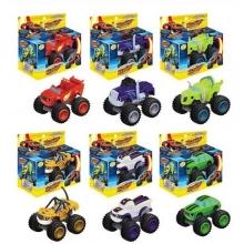 Машинки в ассортименте (6 видов), в коробке  MS-666