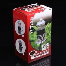 Стеклянный Чайник. Фильтр-Пресс (0,350 ml)
