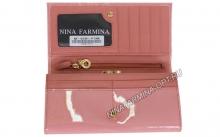 Кошелёк 9281_Pink Лакированная кожа