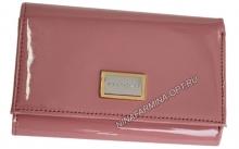 Кошелёк 9282_Pink Лакированная кожа