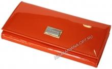 Кошелёк 9287_Orange Лакированная кожа