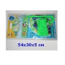"""Набор детский для плаванья """"SWIM"""" (4 цв., 7 предметов), на блистере  NB-0626"""