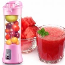Портативный мини Блендер ,Шейкер для смузи. Smart Juice Cup Fruits с 4