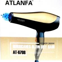 фен ATLANFA+4 режима+2600W