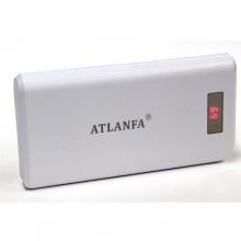 зарядка портативная Power Bank AT-D2021+2USB+экран+фонарик 20000 mAh
