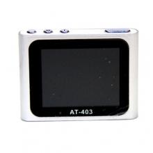 MP4/MP3 плеер цветной с цифровой радио AT-P40