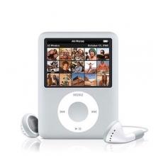 MP4/MP3 плеер с памятью 4GB+радио AT-P43