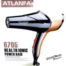 фен ATLANFA+4 режима+3000W