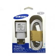 набор: кабель+розетка+автозарядка для SAMSUNG (5-17)