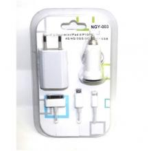 универсальная зарядка+прикуриватель NGY-003