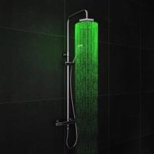 Светодиодная насадка для душа 8 Led Shower