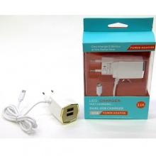 розетка SAMSUNG (Micro) 3,1A+2 USB F3