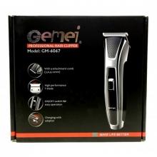 Машинка для стрижки волос Gemei GM-6067