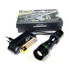 фонарик+аккумулятор+зарядка от сети ZOOM H-350